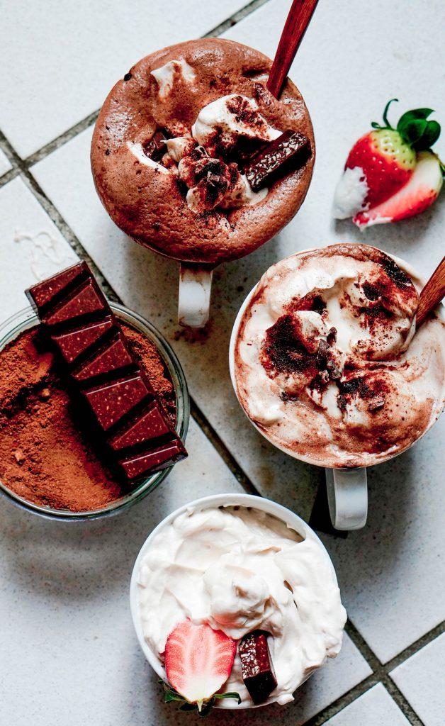 Adaptogenic Hot Chocolate Elixir