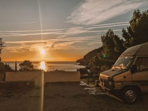 Favorite Wild Camp Spots in Spain Cadaques