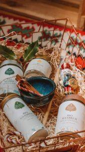 DIY Christmas Gift Baskets