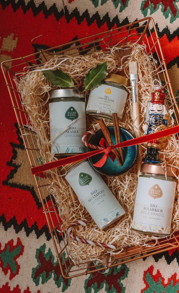 DIY Selfcare Gift basket