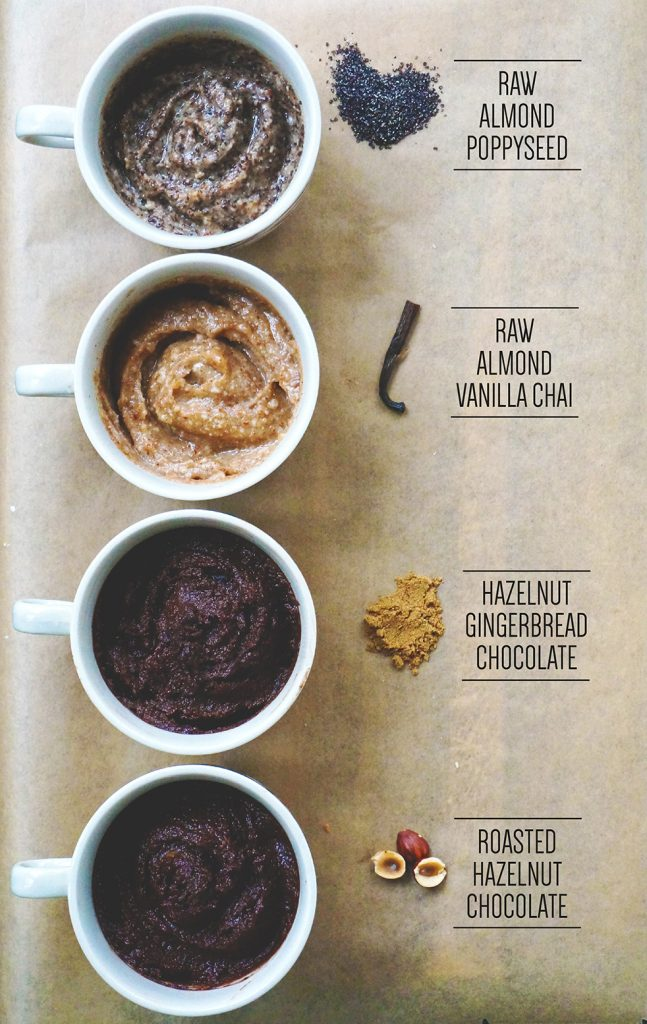 Special: Christmas Nut Butters