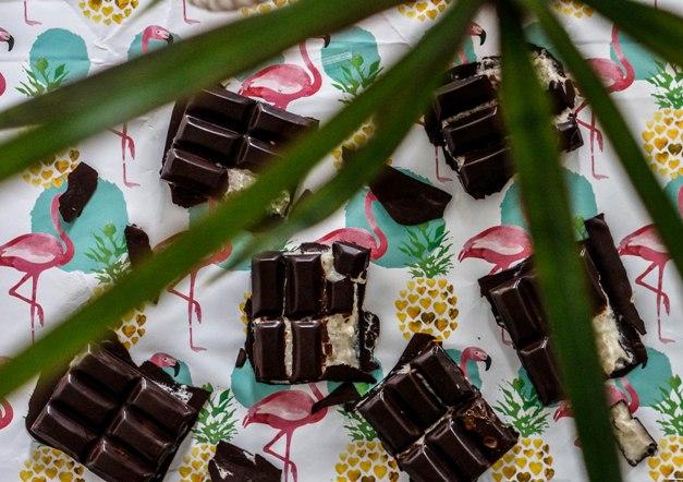 Lemon Cheesecake Chocolate Bar