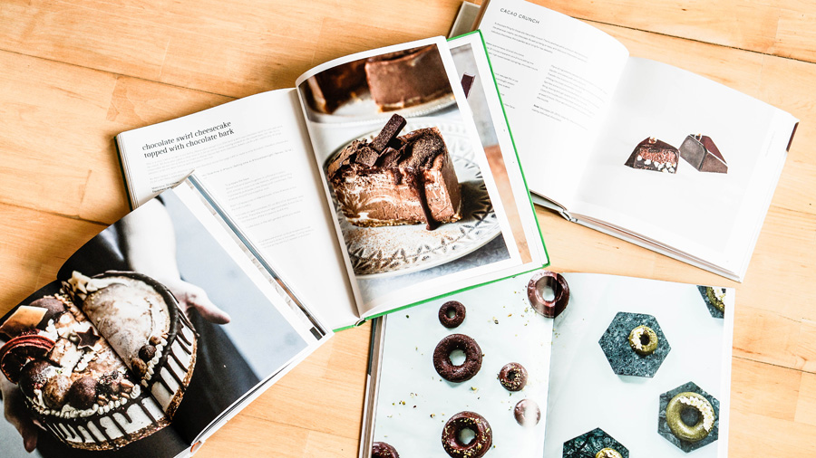 6 Dessert Recipe Books You Must Read!