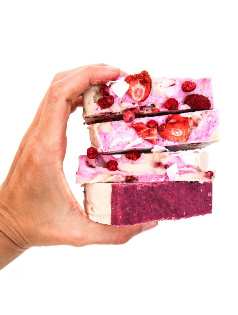 Dreamy Dragonfruit Cheesecake