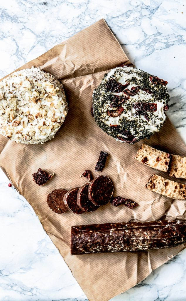 How to Create 4 Vegan Cheeses Overnight with Minimal Effort