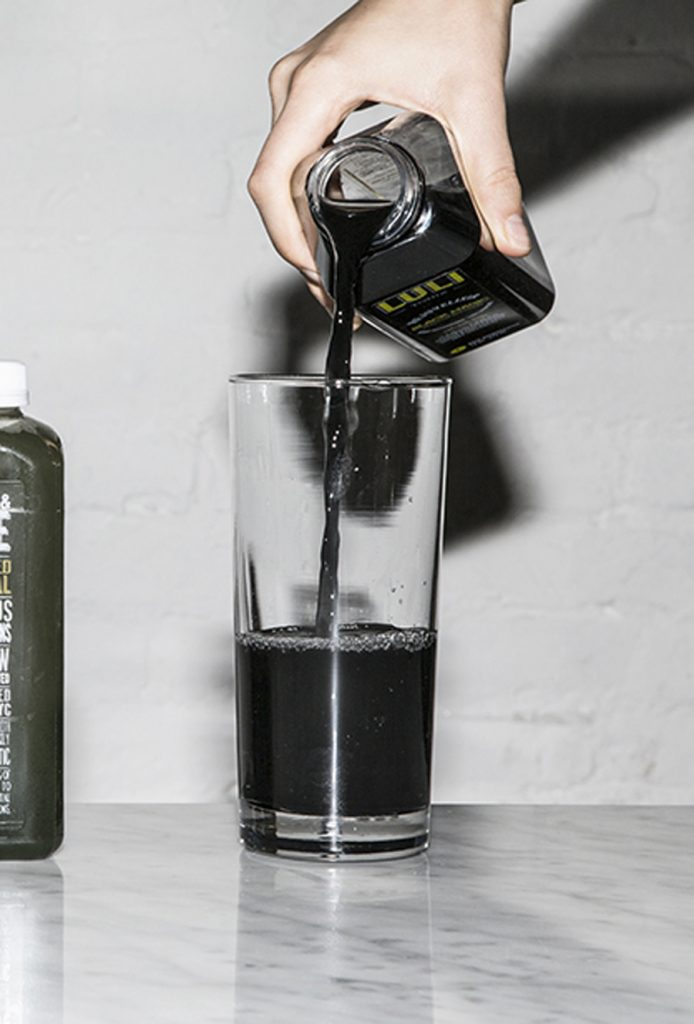 Healthy Food Trend Alert: Activated Charcoal