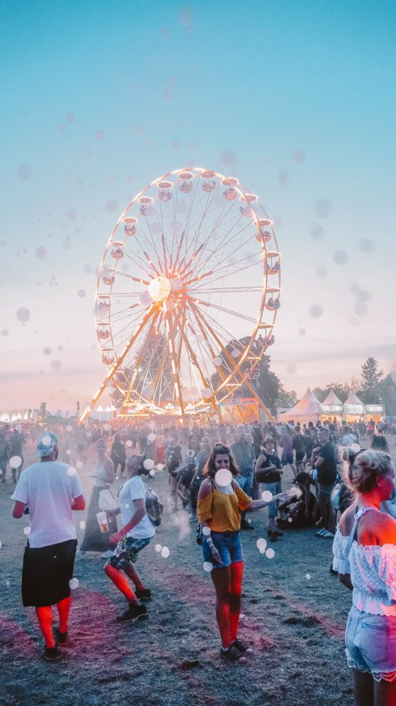How To Survive a Music Festival as A Health Conscious Vegan