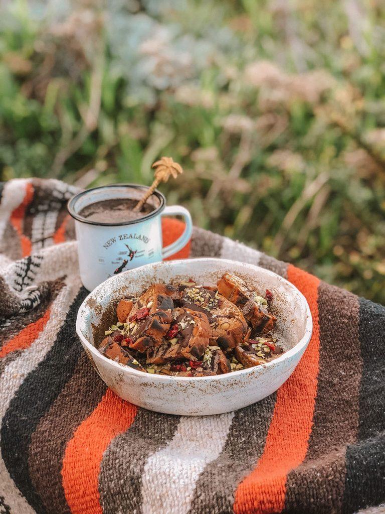 Pistachio Cranberry Cantuccini
