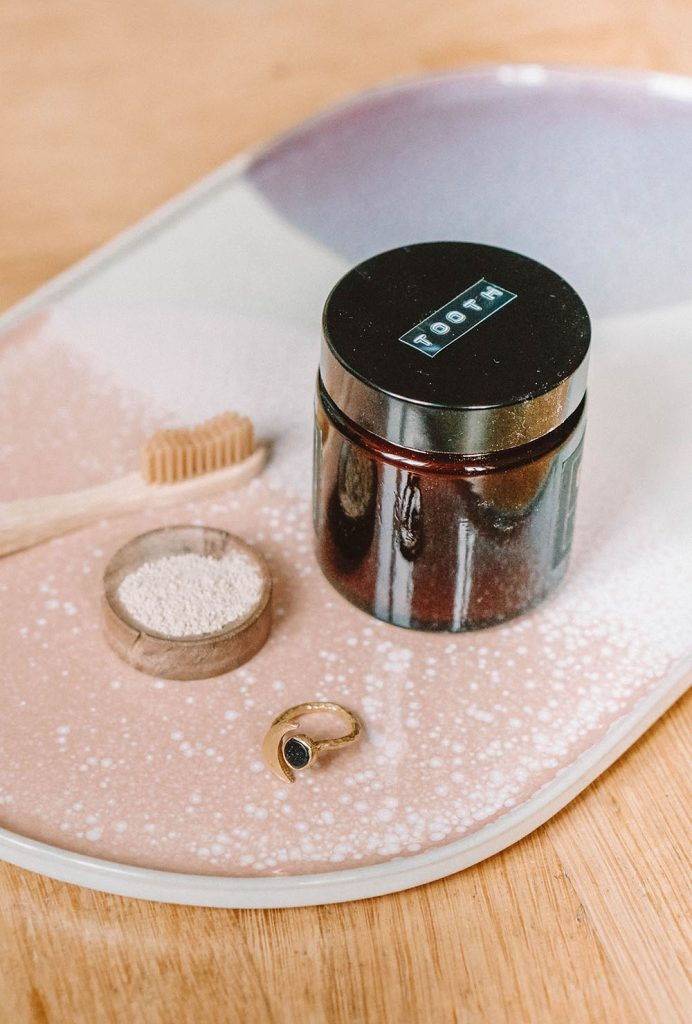 Zero Waste Tooth Powder (with B12)