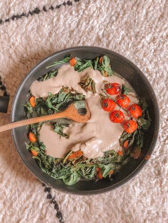 3-Ingredient Vegan Cheese Sauce